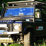 Umbau Land Rover Defender von ENGAGE4X4