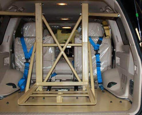 Toyota L200 Kamera Fahrzeug für Offroad Anwendungen