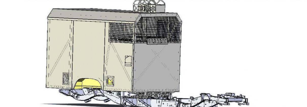 Kofferaufbauten Defender