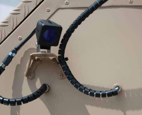 Tarnbeleuchtung für den Land Rover Defender