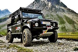 Land Rover Defender Umbauten vom Spezialist