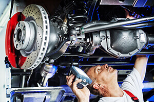 Land Rover Reparaturen und Wartung