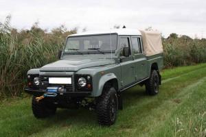 Land Rover Defender 130 Umbauten