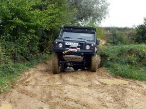 ENGAGE4X4 Geländewagen Test