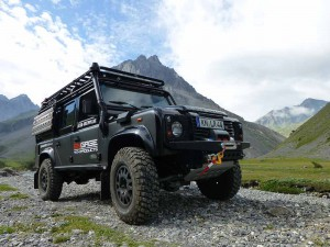4WARD4X4 conversions Defender