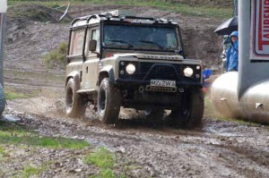 Land Rover Defender Rallye Grand Erg
