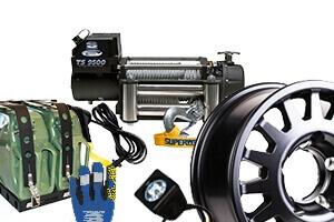 Land Rover Zubehör und Ausrüstung