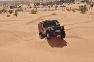 ENGAGE4X4 Rallye Raid