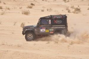 4WARD4X4 Rallye Defender