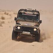Rallye Raid Defender 4WARD4X4