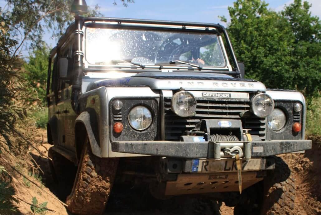 Land Rover Defender Umbauten - Made in Germany