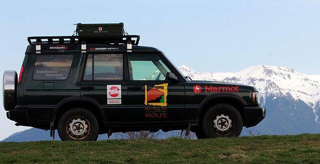 Geführte Offroad Reisen mit dem Geländewagen in Rumänien