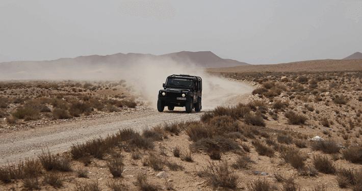 Rallye Raid ist ein Motorsport Wettbewerb