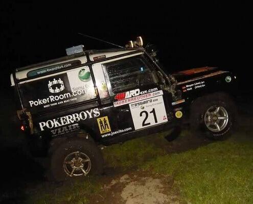 ENGAGE4X4 Rallye Team