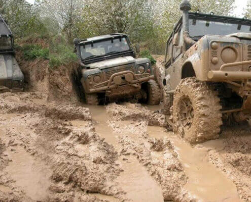 4WARD4X4 Offroad Extreme