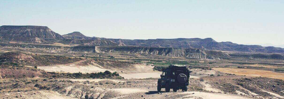 Land-Rover-Ausruestung