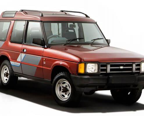 Land Rover Discovery 1 Restaurationen und Umbauten